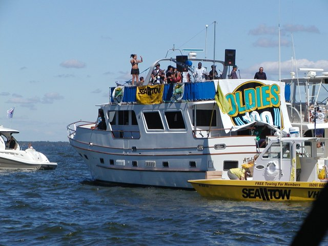 Rock and Roll on Barnegat Bay 9/3/05